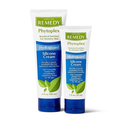 Medline Remedy Phytoplex Hydraguard Silicone Skin Barrier Cream 118mL Medline SuperPharmacyPlus