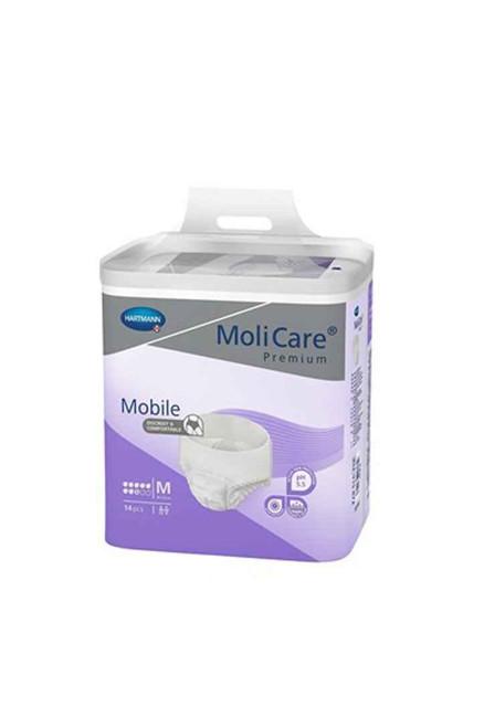 Molicare Premium Mobile 8 Drop Medium 14 Pack Hartmann SuperPharmacyPlus