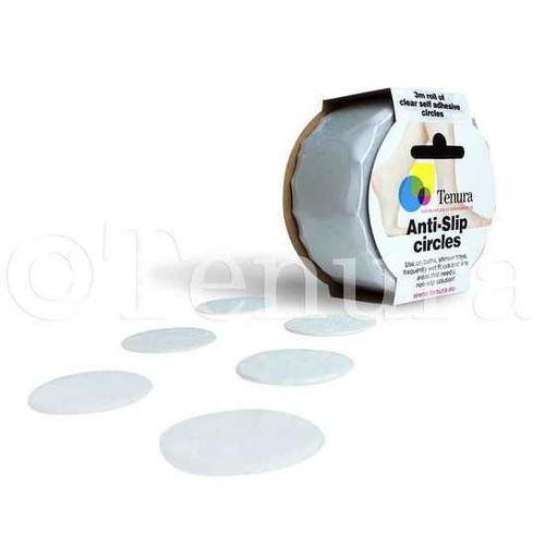 Tenura Anti-Slip Stickers WHITE Tenura SuperPharmacyPlus
