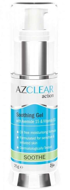 Azclear Action Soothing Gel 25g Ego Pharmaceuticals SuperPharmacyPlus