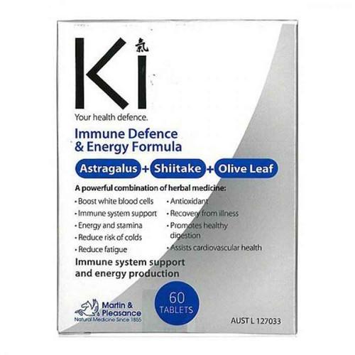 Ki Immune Defence and Energy Formula 60 Tablets KI SuperPharmacyPlus