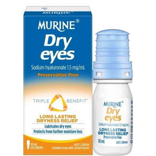 Murine Dry Eyes 10ml Care Pharmaceuticals SuperPharmacyPlus