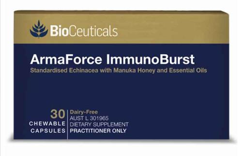 Bioceuticals Armaforce ImmunoBurst 30 Chewable Capsules BioCeuticals SuperPharmacyPlus