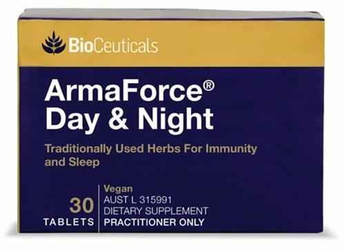 Bioceuticals ArmaForce Day and Night 30 Tablets BioCeuticals SuperPharmacyPlus
