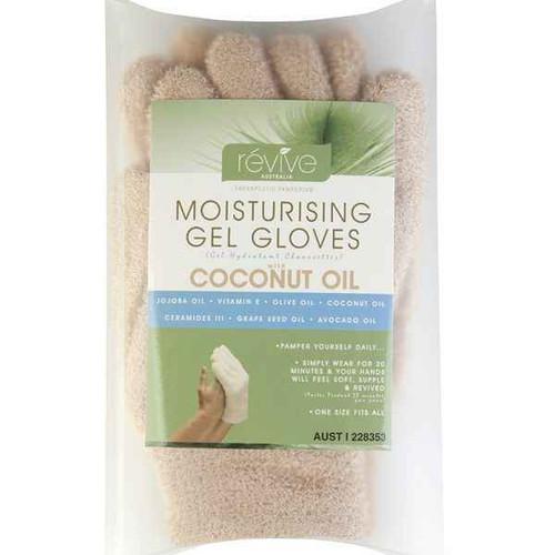Revive Moisturising Gel Gloves With Coconut Oil Revive Australia SuperPharmacyPlus