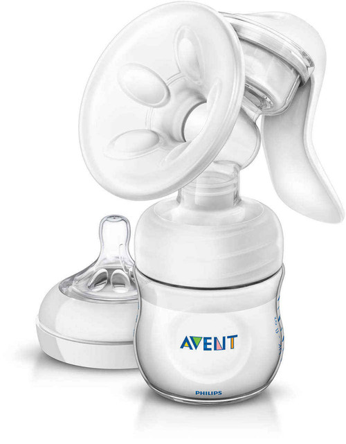 Avent Natural Comfort Manual Breast Pump Phillips SuperPharmacyPlus