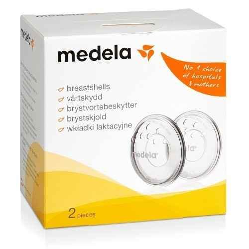 Medela Breastshells 2pk Medela SuperPharmacyPlus