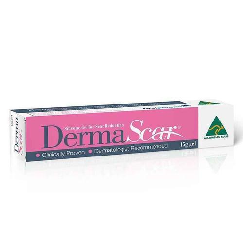 DermaScar Silicone Scar Reduction Gel 15g First Pharma SuperPharmacyPlus
