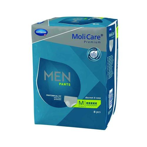 Molicare Premium Men Pants 5 Drop 8 Pack Hartmann SuperPharmacyPlus