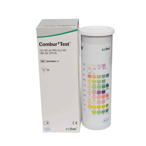 Combur-9 50 Test Strips Roche SuperPharmacyPlus