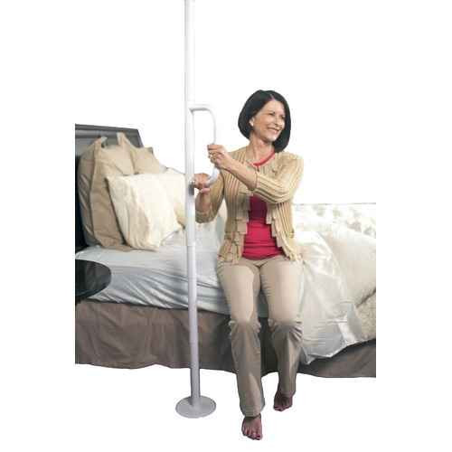 Able Life Floor To Ceiling Grab Bar ABLE LIFE SuperPharmacyPlus