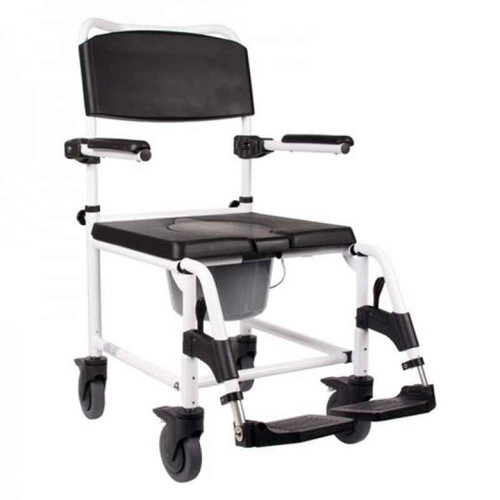 Mobile Shower Commode SC1 MM MaxMobility SuperPharmacyPlus