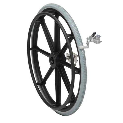 Self Propelled Wheel Kit for Mobile Commode MaxMobility SuperPharmacyPlus