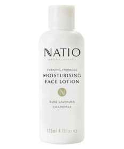 Natio Evening Primrose Moisturing Face Lotion 125ml Natio SuperPharmacyPlus