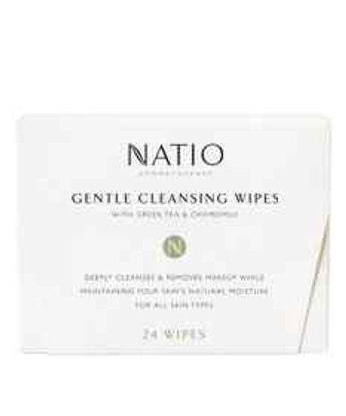 Natio Gentle Cleansing Wipes 24pk Natio SuperPharmacyPlus