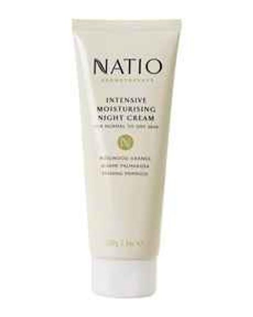 Natio Intensive Moisturising Night Cream 100g Natio SuperPharmacyPlus