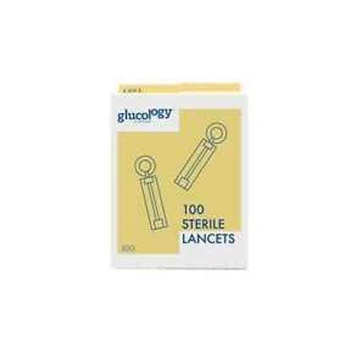 Glucology 100 Sterile Lancets IBD Medical SuperPharmacyPlus