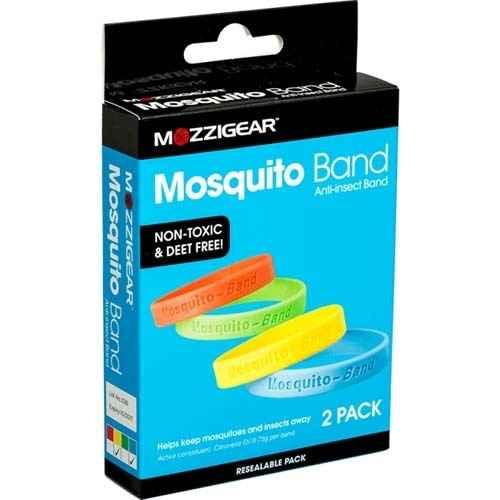 Mozzigear Mosquito Band 2pk Mozzigear SuperPharmacyPlus