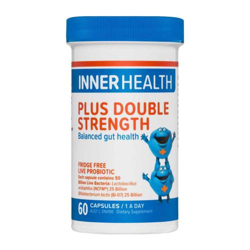Inner Health Plus Double Strength 60 Capsules Ethical Nutrients SuperPharmacyPlus