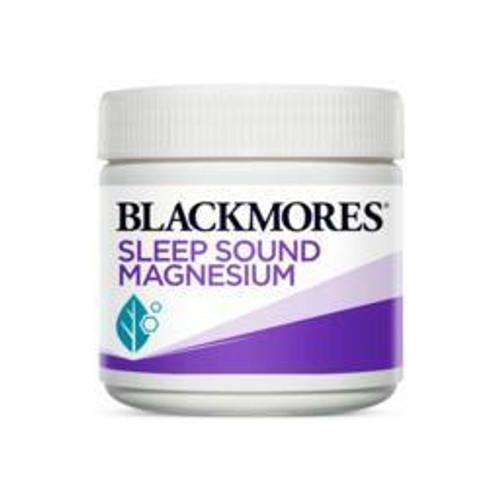 Blackmores Sleep Sound Magnesium 187.5g Powder Blackmores SuperPharmacyPlus