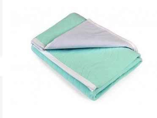 Aleva ABSO Reusabale Bed Pad 1m x 1.4m with Tuck-Ins Aleva SuperPharmacyPlus
