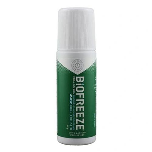 Biofreeze Pain Relieving Gel Roll On 82g BioFreeze SuperPharmacyPlus