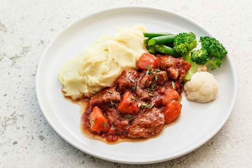 Beef Casserole or 300g Gourmet Meals SuperPharmacyPlus