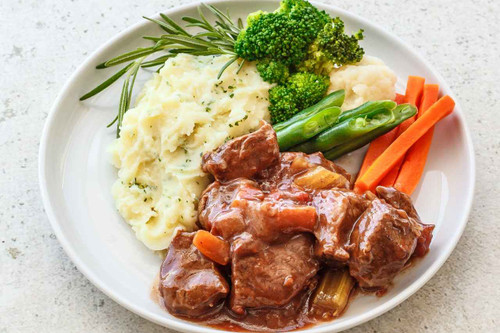 Lamb Casserole or 300g Gourmet Meals SuperPharmacyPlus