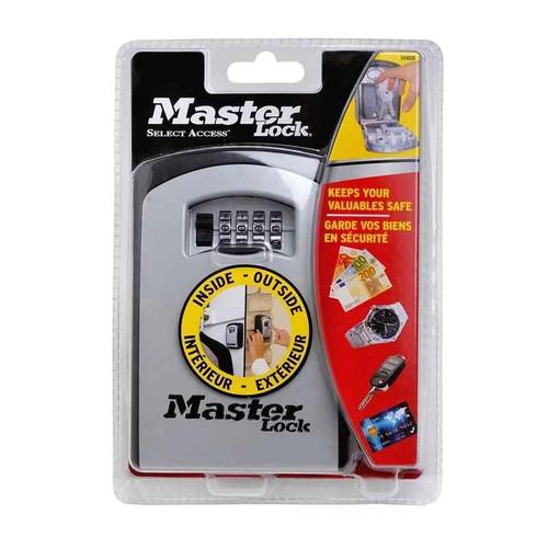 Masterlock Extra Large Wall Safe Keysafe Combination Lock Master-Lock SuperPharmacyPlus