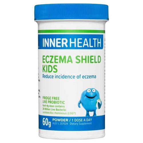 Inner Health Eczema Shield Kids 60g Powder Ethical Nutrients SuperPharmacyPlus
