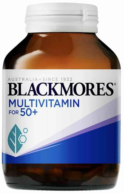 Blackmores Multivitamin for 50 90 Capsules Blackmores SuperPharmacyPlus