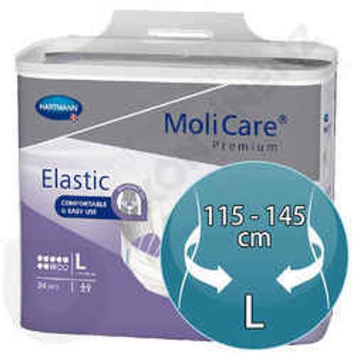 MoliCare Premium Elastic 8 drops Large 24 Pack Hartmann SuperPharmacyPlus