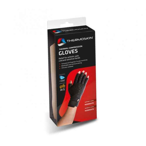 Thermoskin Thermal Compression Gloves Large Thermoskin SuperPharmacyPlus