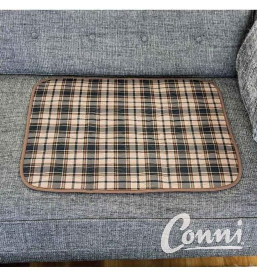 Conni Chair Pad Large Tartan Conni SuperPharmacyPlus