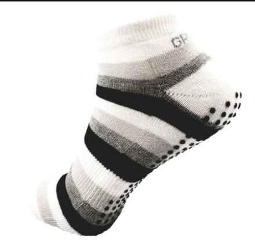 Gripperz Active Non Slip Anklet Socks Medium Gripperz SuperPharmacyPlus