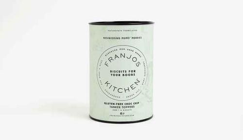 Franjos Kitchen Lacation Biscuits Gluten Free Choc Chip 252g Franjos Kitchen SuperPharmacyPlus