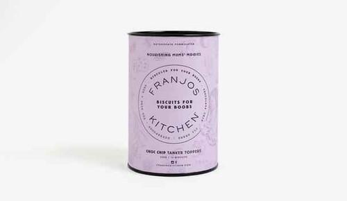 Franjos Kitchen Lacation Biscuits Choc Chip 252g Franjos Kitchen SuperPharmacyPlus