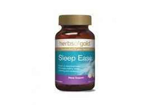 Herbs of Gold Sleep Ease 60 Capsules Herbs of Gold SuperPharmacyPlus