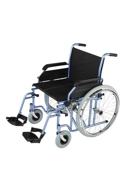 Bariatric Self Propelled Wheelchair Heavy Duty SPP 250kg SuperPharmacyPlus SuperPharmacyPlus