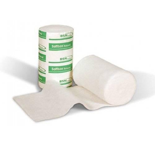 Soffban Natural Bandage Green 10cm x 2.7m BSN Medical SuperPharmacyPlus