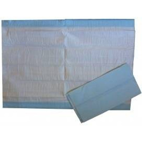 Abri Soft Superdry Bluey Bed Protector With Flaps Large SuperPharmacyPlus