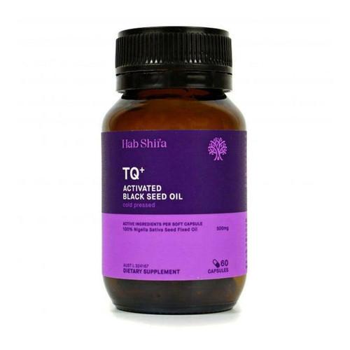 Hab Shifa Black Seed Oil Capsules 60 Veg Caps Hab Shifa SuperPharmacyPlus