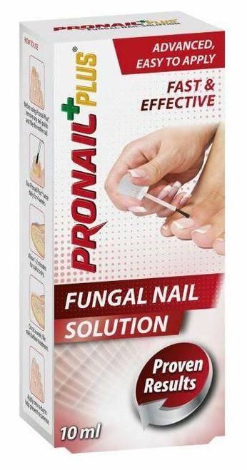 Pronail Plus Fungal Nail Solution 10mL Noru Pharma SuperPharmacyPlus