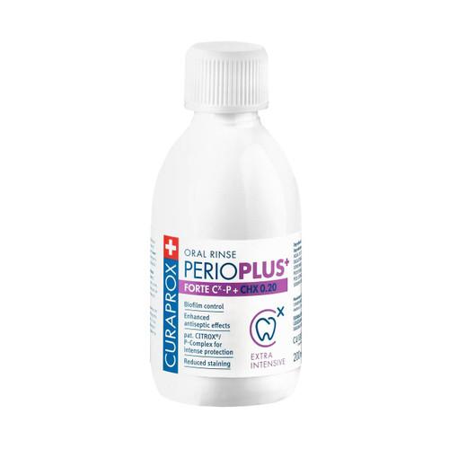 Curaprox Perio Plus Forte Mouthwash 200mL Curaprox SuperPharmacyPlus