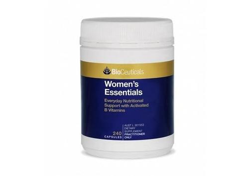 Bioceuticals Womens Essentials 240 Tablets BioCeuticals SuperPharmacyPlus