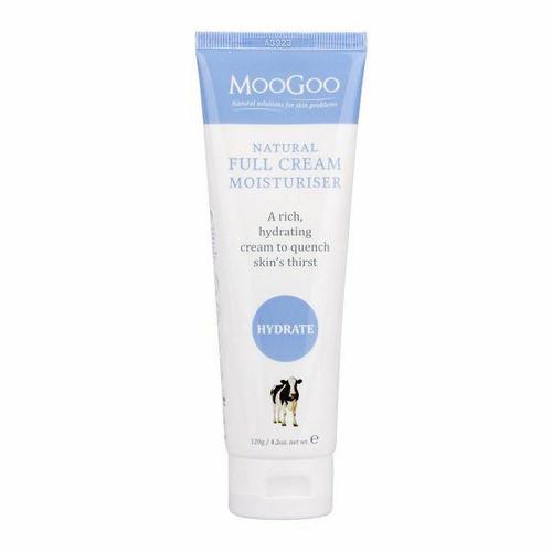 Moo Goo Full Cream Moisturiser 120g MooGoo SuperPharmacyPlus