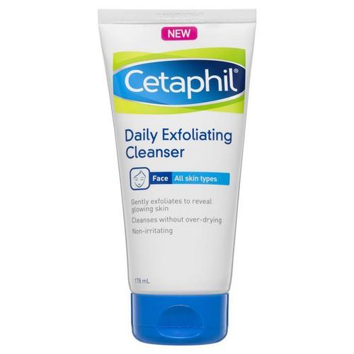 Cetaphil Face Daily Exfoliating Cleanser 178ml Cetaphil SuperPharmacyPlus