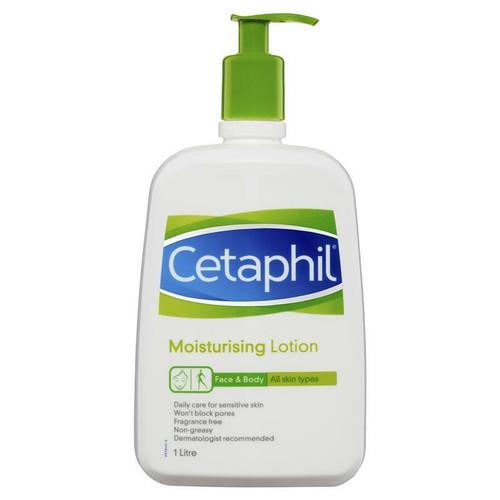 Cetaphil Moisturising Lotion 1L Cetaphil SuperPharmacyPlus