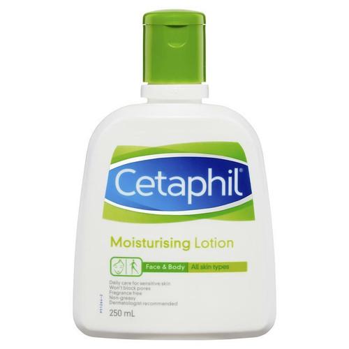 Cetaphil Moisturising Lotion 250ml Cetaphil SuperPharmacyPlus