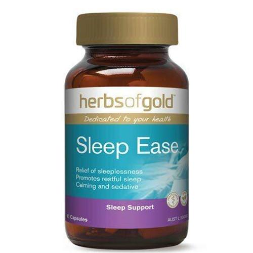 Herbs of Gold Sleep Ease 30 Capsules Herbs of Gold SuperPharmacyPlus